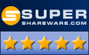 supershareware 5 Star Awarded